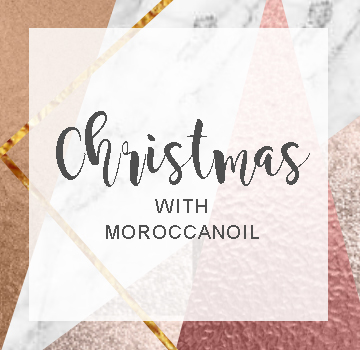 Christmas with Moroccanoil