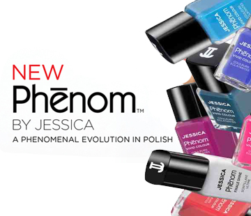 Phenom Nail Colours