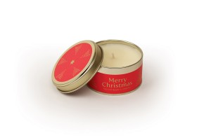 Pintail Merry Christmas Candle - Spiced Apple Compote