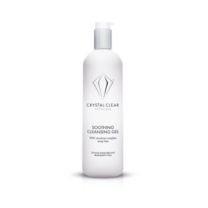 Crystal Clear Soothing Cleansing Gel (400ml)