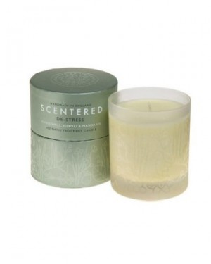 Scentered De-Stress Home Therapy Candle