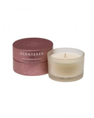 Scentered Love Travel Therapy Candle