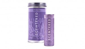 Scentered Sleep Well Therapy Balm - Tin