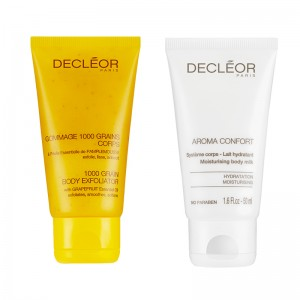 DECLÉOR Exfoliate & Moisturise Duo 50ml TRAVEL SIZE