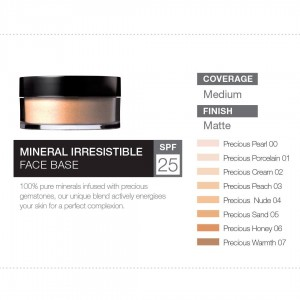 Mii Cosmetics Minerals Irresistible Face Base SPF 15