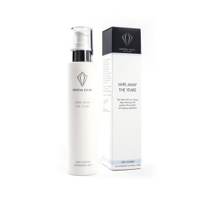 Crystal Clear Wipe Away The Years Cleansing Milk (200ml)