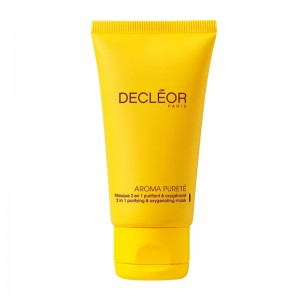 DECLEOR Aroma Purete 2 In 1 Purifying & Exfoliating Mask 50ml