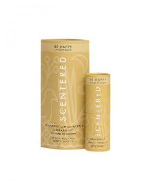 Scentered Be Happy Therapy Balm - Sleeve
