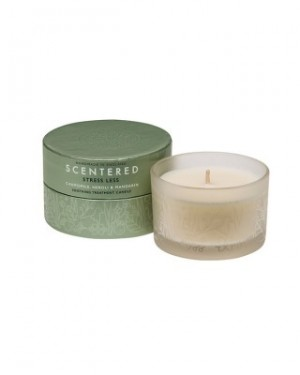 Scentered De-Stress Travel Therapy Candle