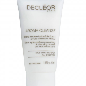 DECLÉOR Aroma Cleanse  3 in 1 Hydra-Radiance Smoothing & Cleansing  Mousse 50ml