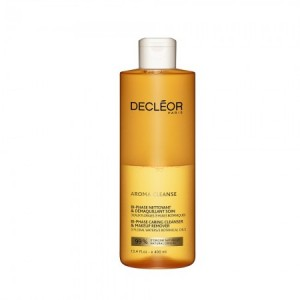 DECLEOR Aroma Cleanse Bi-Phase Caring Cleanser / Makeup Remover 400ml