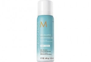 Moroccanoil Dry Shampoo Light 65ml TRAVEL SIZE