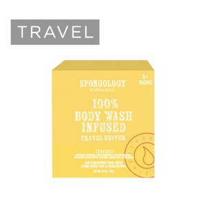 Spongelle TRAVEL Body Buffer - Tuberose