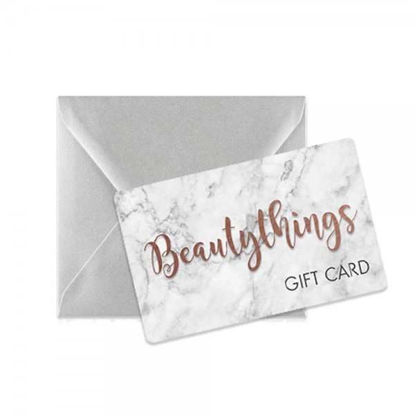 Beautythings Boxed GIFT CARD £75
